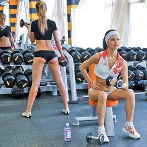 Фитнес-клубы Навлы
