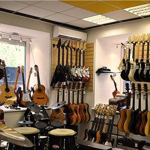 Музыкальные магазины Навлы
