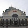 Железнодорожные вокзалы в Навле