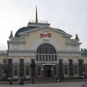 Железнодорожные вокзалы Навлы